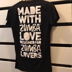 Zumba tee